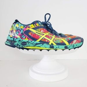 Asics Gel-Noosa Tri 11 Posiedon Safety Yellow 10
